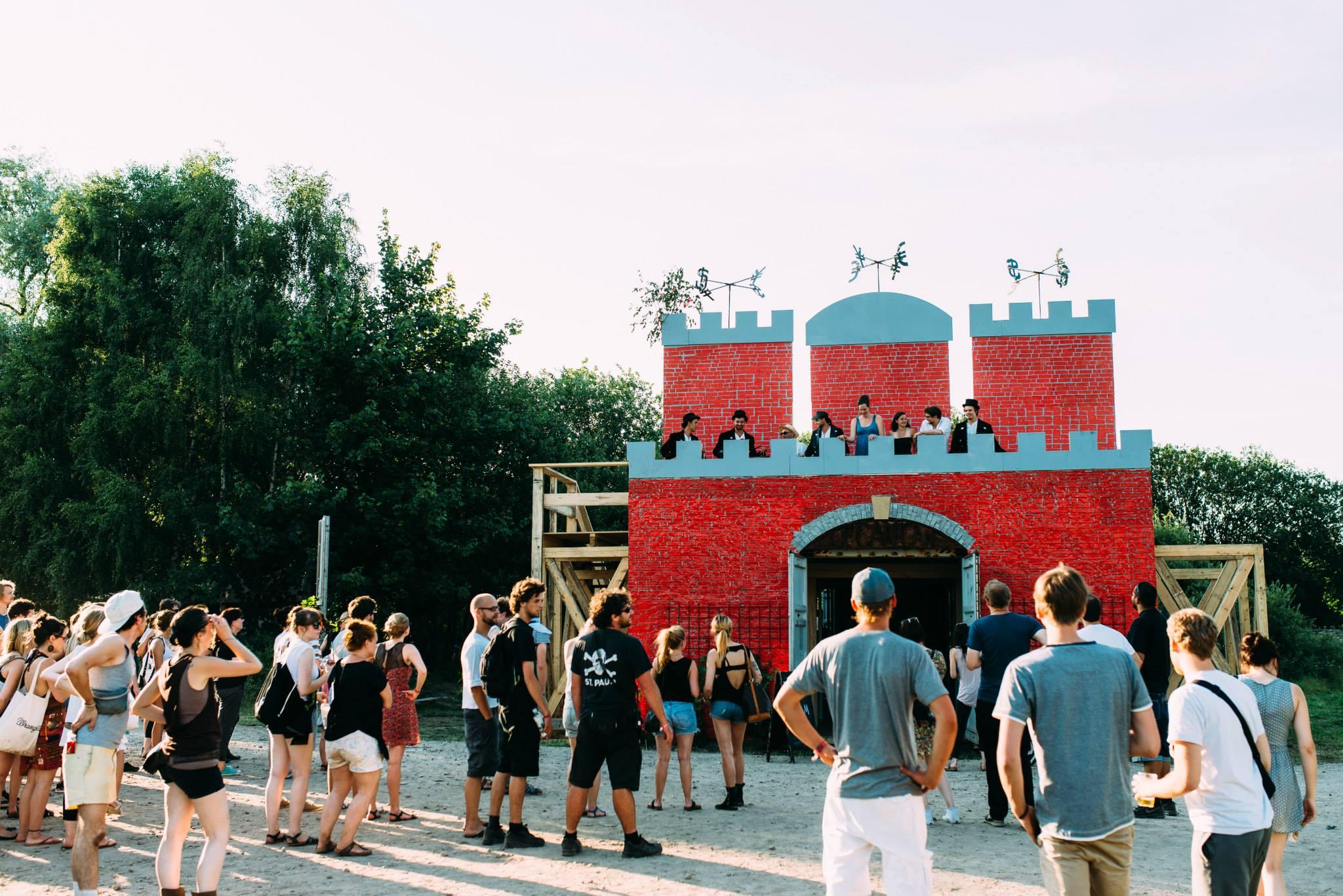 Richtfest ©Pablo Heimplatz